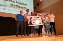 Quatre projectes guanyen els premis 'Joves amb Idees 2017' del Vendrell