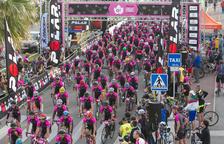 Més de 7.200 ciclistes participen a la Polar Gran Fondo La Mussara-Reus