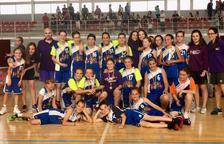 Dos equips del TGN Bàsquet lluitaran pel campionat de Catalunya