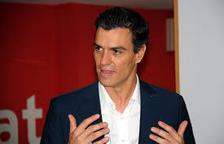 El PSOE donarà suport al govern espanyol si recorre al TC qualsevol intent d'investir Puigdemont