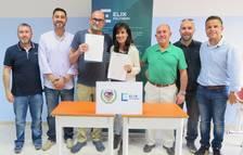 ELIX Polymers col·labora amb les beques esportives del Tarragona Futbol Club
