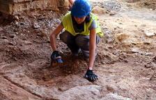 Les obres al nucli antic d'Horta descobreixen fins a tres murs no coincidents amb el de tancament de la vila medieval