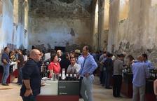 Un gran tast a la Cartoixa d'Scala Dei tanca Espai Priorat 2017