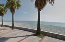 Mor un home que es banyava a la platja del Marjal, a les Cases d'Alcanar