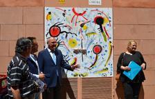 Reus exhibeix peces d'art contemporani en racons del casc històric