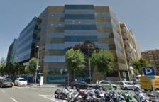 La CUP denuncia les «males» condicions de salut laboral d'un edifici de la Diputació