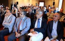 Experts en Tarradelles es reuneixen a Poblet en el 40è aniversari del retorn