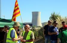 CCOO convoca una vaga indefinida a les nuclears d'Ascó i Vandellòs a l'octubre