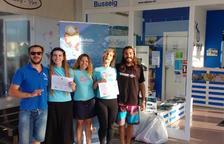 Primer curs d'instructor de sirena a Tarragona