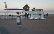Les platges de Torredembarra es queden sense guinguetes aquest estiu