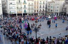 Reus dóna el tret de sortida a la Festa Major de Sant Pere