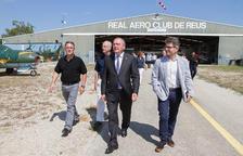 Reus projectarà l'entorn de l'aeroport com a parc aeronàutic
