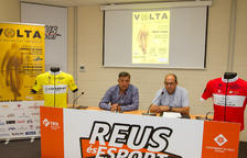 La Volta a la província de Tarragona rodarà aquest cap de setmana