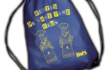 Diari Més te regala la bolsa bolso de la Fiesta Mayor de Reus