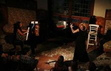 Àngels Gonyalons dona el tret de sortida al FAR a Reus estrenant una producció que repassa musicals