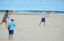Els pescadors de Cambrils recorden les arts tradicionals a la festa de l'Ormeig
