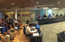 Calafell aprova cedir espais per l'1-O amb l'abstenció del PSC, que ostenta l'alcaldia