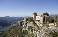 La comarca del Priorat reclama l'aigua de l'embassament de Siurana