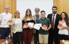 El Consell Comarcal del Baix Ebre lliura els XII Premis Recerca 2017