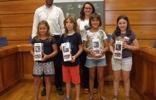 Un alumne de l'escola Marta Mata guanya el X Concurs digital infantil d'Aigües de Tomoví
