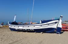 Reclamen saber perquè es va enfonsar el Bot Salvavides de Calafell després de gastar 20.000 euros en reparar-lo