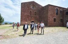 Quatre milions d'euros per recuperar el Castell Monestir d'Escornalbou i del seu entorn