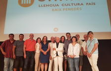 El Baix Penedès ja té, formalment, delegació d'Òmnium Cultural