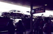 Retards de 25 minuts a l'R14, R15 i R16 pel descarrilament d'un tren de mercaderies a Tarragona
