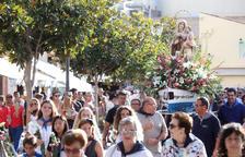 Cambrils honora la patrona dels pescadors: la Mare de Déu del Carme