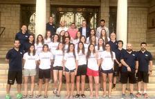 Més de 130 persones han passat aquest any pel Campus Winners de Bàsquet femení d'Amposta