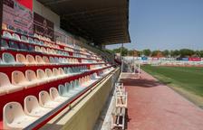 El CF Reus presenta un pla per ampliar l'estadi fins als 16.000 espectadors