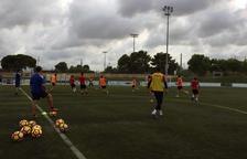 El Reus B torna a la feina amb quatre nous fitxatges i el retorn d'Arjona i Oribe