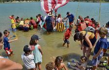 Riudecanyes viu la Festa Major amb música i activitats refrescants