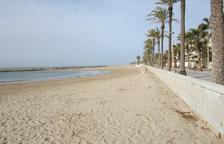 Mor un home de 73 anys ofegat a una platja de Vilanova i la Geltrú