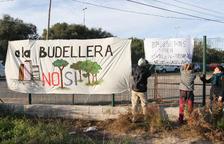 Els contraris al Pla de la Budellera qüestionen l'ampliació de termini als promotors