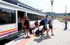Els usuaris de la R-15 entre Reus i Marçà-Falset faran aquest tram en autobús del 29 de juliol al 3 de setembre