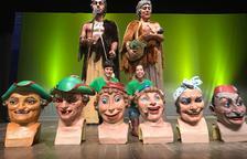 L'Espluga estrenarà totes les rèpliques dels capgrossos històrics per la Festa Major