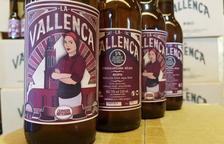 Valls ja té cervesa artesana pròpia