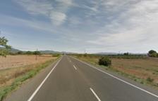 Dos ferits en un triple accident de trànsit a Valls