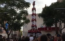 Els Xiquets de Tarragona ensopeguen amb el 4de8 a Vila-seca