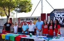 Roda de Berà contra el càncer recapta més de 1.100 euros
