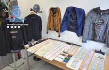 Nou detinguts per estafar més d'un milió d'euros traient diners en bancs amb identitats falses