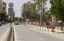 El projecte de Mas Mainer renuncia al carril bici i recupera espai per aparcar