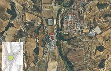 Construiran una nova rotonda a la TP-2002, a l'encreuament d'accés a Vila-rodona