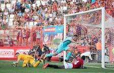 El Nàstic empetiteix al Barça