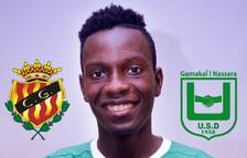 El Nàstic fitxa una jove promesa camerunesa, que jugarà a les categories inferiors
