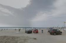 Mor una menor ofegada a la platja del Far de Vilanova i la Geltrú