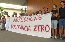 Els treballadors de l'Hospital del Vendrell denuncien una nova agressió a un celador