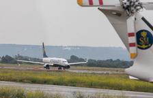 Desvien un vol Reus-Bristol per la «indisposició» d'un membre de la tripulació