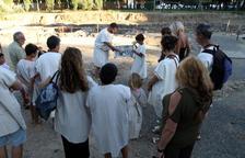 Cambrils promou el seu passat romà amb visites a la Vil·la de la Llosa